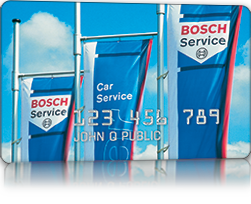 Apply for a Bosch Credit Card
